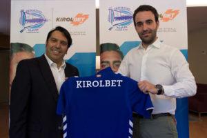 Acuerdo Alaves-Kirolbet