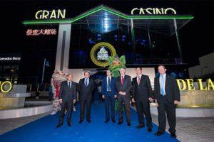 Gran Casino de la Mancha inauguracion