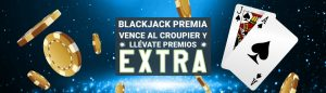 Blackjack Premia de Codere casino