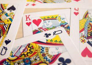 Baraja cartas poker