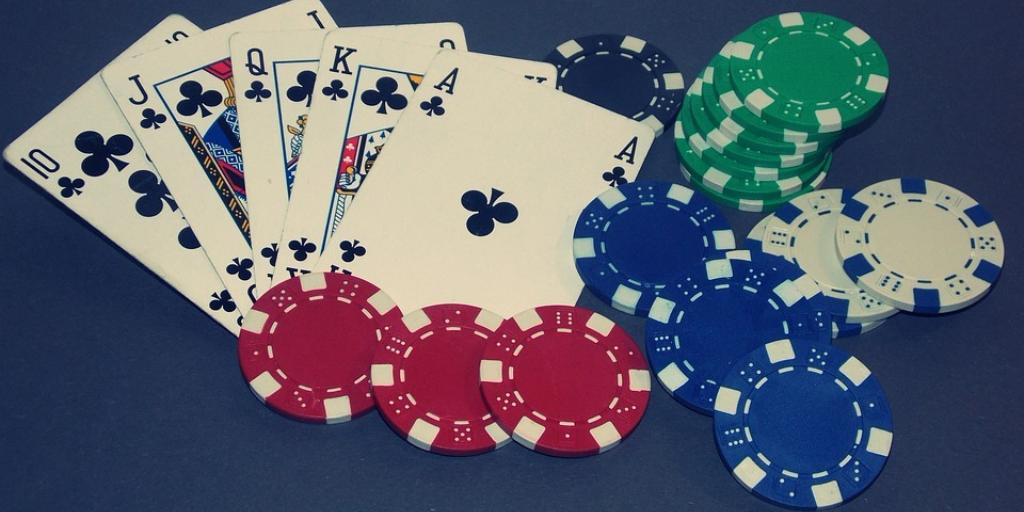 Cartas poker casino