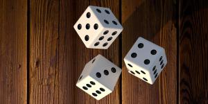 Dados casino online