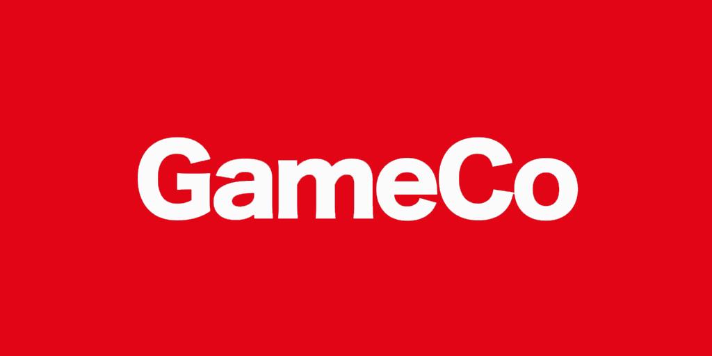 GameCo Logotipo empresa