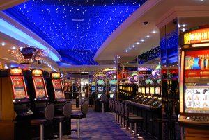 Interior Gran Casino Aljarafe
