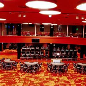 Interior Casino Palma Mallorca