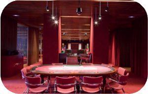 Interior salon juegos Santa Cruz de Tenerife