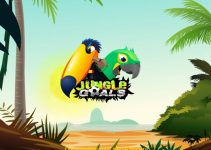 Jungle Goals slot online 888 casino