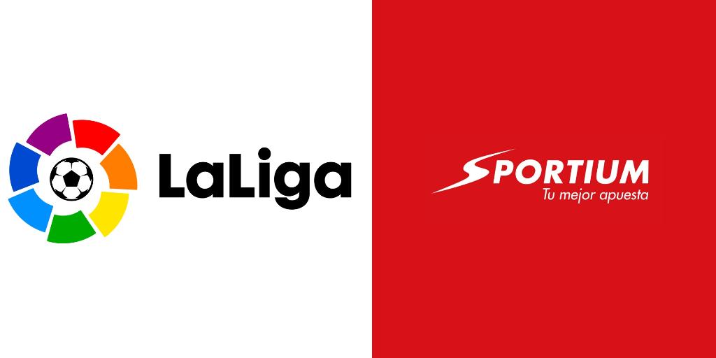 Sportium casa apuesta La Liga