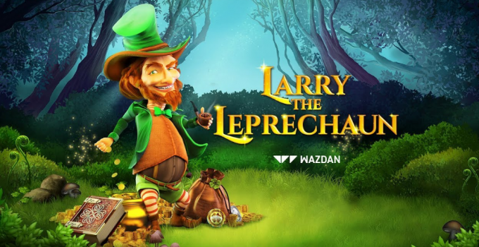 Larry the Leprechaun slot