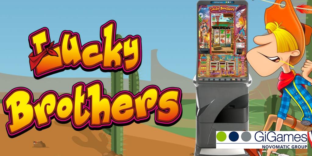 Lucky Brother máquina tragaperras