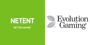 NetEnt & Evolution Gaming