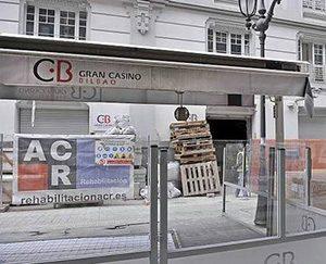 Obras Gran Casino Bilbao