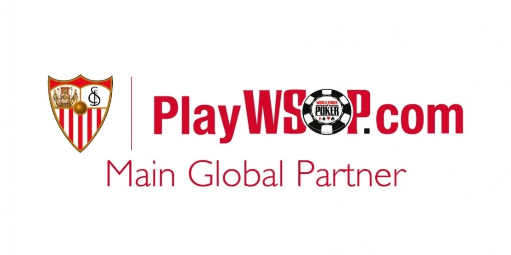 Playwsop website series mundiales poker sponsor Sevilla