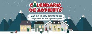 Promoción Calendario Adviento Tombola.es