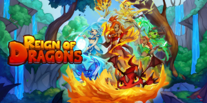 Reign of Dragons slot