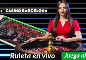 Ruleta en vivo Casino Barcelona