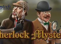 Sherlock Mystery playtech slot online