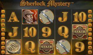 Sherlock Mystery tragaperras casino online