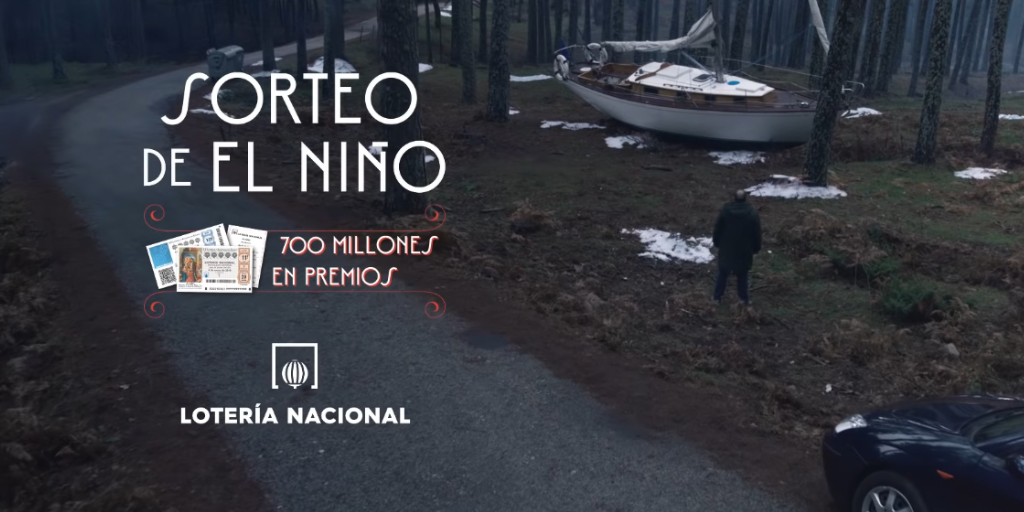 Sorteo Extraordinario El Niño